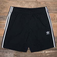 adidas Originals Ed6045 3 Stripes Swim Shorts Black