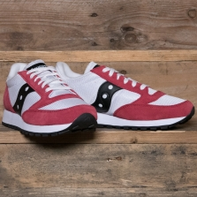 SAUCONY Jazz Original Vintage S70368 84 Red Black