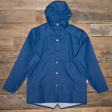Rains Waterproof Jacket 06 Klein Blue