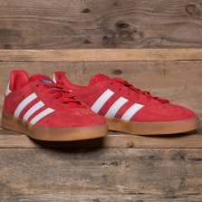 adidas Originals Ee5731 Gazelle Indoor Red White