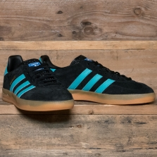 adidas Originals Ee5732 Gazelle Indoor Black Turq