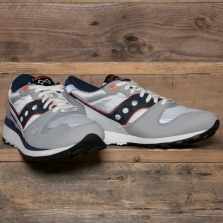 SAUCONY Azura Bleu De Paname S70479 1 Grey Denim Red