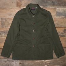 VETRA Number 4 Short Work Jacket 2a97 Broken Twill Khaki