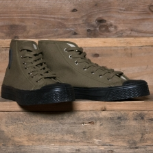 US RUBBER CO Original High Top Military