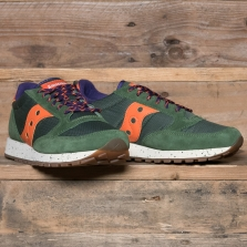 SAUCONY S70463 Jazz Outdoor 1 Green Orange