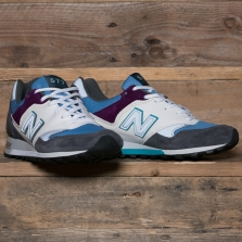 New Balance Made in UK M577gbp Made In Uk Grey Blue Purple