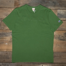 CHAMPION 213697 Embossed Logo T Gs553 Green