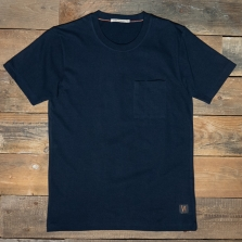 NUDIE 131532 Kurt Worker Tee Navy