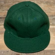 EBBETS FIELD FLANNELS Ebbets Field Wool Vintage Cap Green