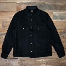 LEE 101 101 Overshirt Black