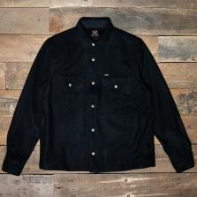 LEE 101 101 Overshirt Black