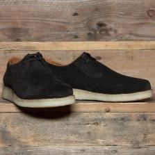 PADMORE & BARNES P500 Shoe Suede Brown