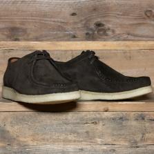 PADMORE & BARNES P204 Shoe Suede Brown