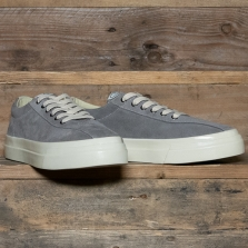 STEPNEY WORKERS CLUB Dellow M Suede Grey
