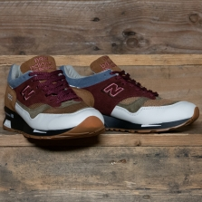 New Balance Made in UK M1500bwb Made In Uk Brown White Burgundy