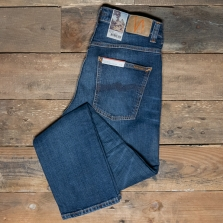 NUDIE 113123 Grim Tim True Navy
