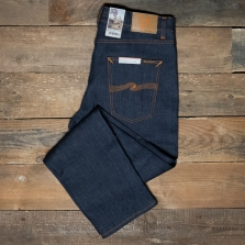 NUDIE 113102 Steady Eddy Ii Dry True Indigo