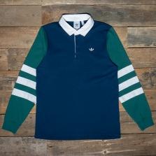 adidas Originals Ec9308 Rugby Shirt Indigo