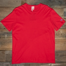 CHAMPION 210971 Reverse Weave T Shirt Rs017 Red