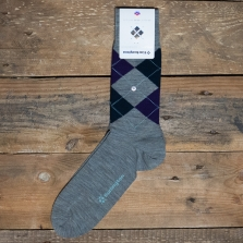 BURLINGTON Edinburgh 21182 Socks 6335 Melange