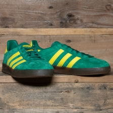 adidas Originals Ee5736 Gazelle Indoor Green Yellow