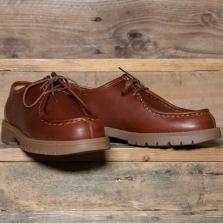KLEMAN Padror P Shoe Brique
