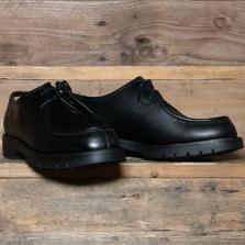 KLEMAN Padror Shoe Black
