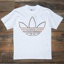 adidas Originals Ed6271 Watercolor Tee White