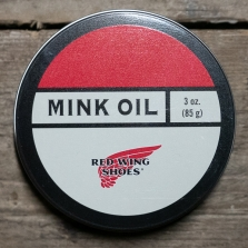 Red Wing Mink Oil None