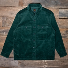 LEE Jumbo Cord Overshirt Pine Grove