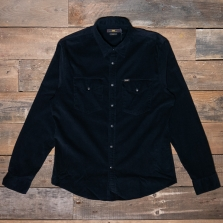 LEE Clean Western Shirt Black