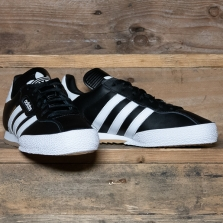 adidas Originals 019099 Samba Super Black White