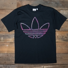 adidas Originals Ed6270 Watercolor Tee Black