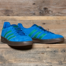 adidas Originals Ee5735 Gazelle Indoor Light Blue Green