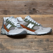 New Balance Made in UK M991ngo Made In Uk Green Oat