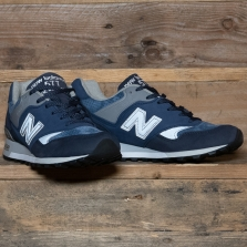 New Balance Made in UK M577nvt Made In Uk Navy Grey