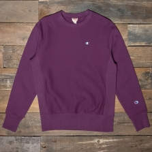 CHAMPION 214676 Fleeceback Reverse Weave Sweatshirt Vs506 Plum