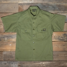 Stan Ray Short Sleeve Cpo Shirt Olive Taffeta