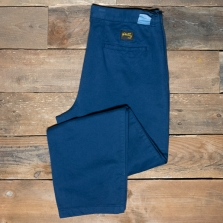 Stan Ray Double Pleat Chino Navy Taffeta
