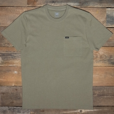 LEE Ss Pocket Tee L64 Utility Green