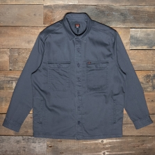 LEE Workwear Overshirt L68 Steel Grey
