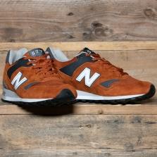 New Balance Made in UK M577org Made In Uk Orange Grey