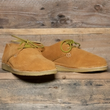 YOGI Caden Suede Dark Yellow
