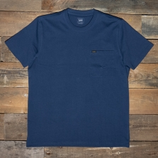 LEE Ss Pocket Tee L64 Dark Navy