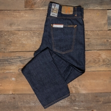 NUDIE 113410 Steady Eddie Ii Rinsed Washed Indigo