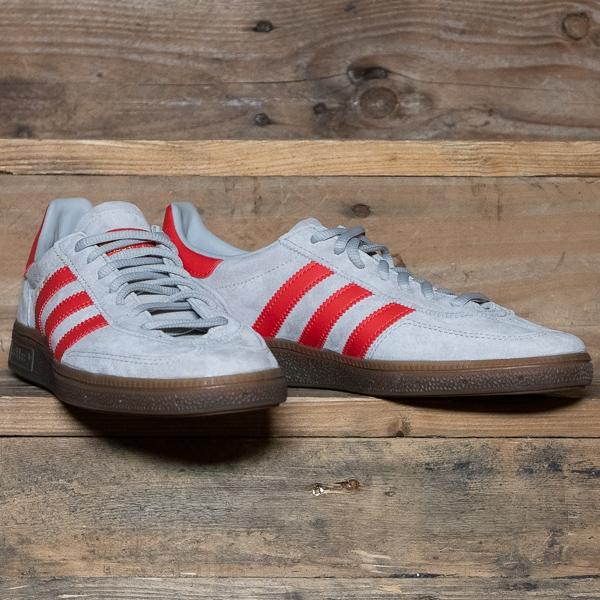 oro Espinoso capturar  adidas Originals Ef5747 Handball Spezial Grey Red – The R Store