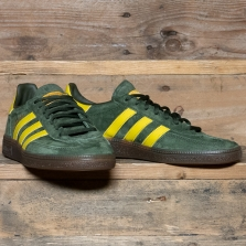 adidas Originals Ef5748 Handball Spezial Green Yellow