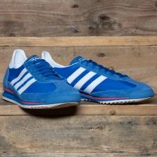 adidas Originals Eg6849 Sl 72 Blue White Red