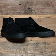Fred Perry B7105 Portwood Boot Suede 102 Black