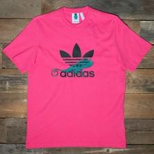 adidas Originals Fm3695 T Shirt Logo Pink